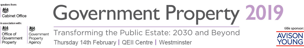 Government Property 2019 | Public Sector Connect | Conference